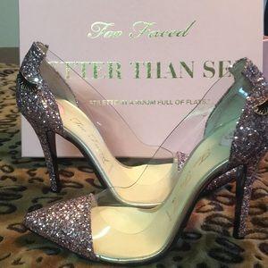 Too Faced Better Than Sex Stilleto high heels 👠
